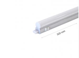 LED шина Т5, 30 см, 4 W, 220 V 5000К с ключ