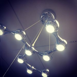 LED полилей 10W