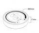 Тъч Дистанционно за 2.4 GHz RF димер